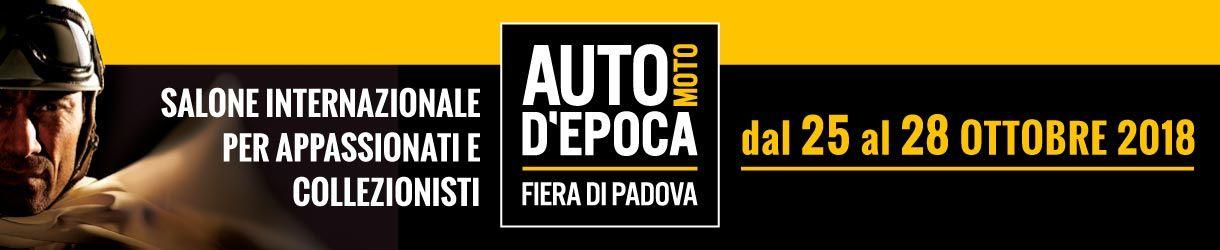 Fiera Auto Moto d'Epoca Padova