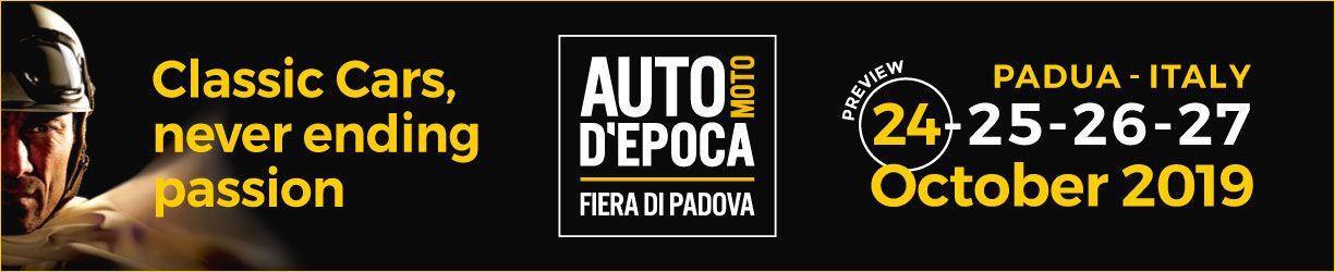 Fiera Auto Moto d'Epoca Padova 1250 en