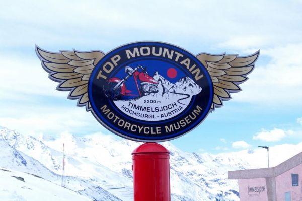 C'era una volta il museo di motociclette più alto d'Europa