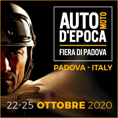Auto e Moto d'Epoca Padova 2020 OldCar24